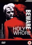 Warnung vor einer heiligen Nutte - British DVD cover (xs thumbnail)