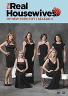 """The Real Housewives of New York City"" - DVD movie cover (xs thumbnail)"