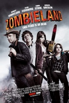 Zombieland - British Movie Poster (xs thumbnail)