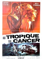 Al tropico del cancro - French Movie Poster (xs thumbnail)
