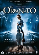 El orfanato - Dutch Movie Cover (xs thumbnail)