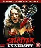 Splatter University - British Movie Cover (xs thumbnail)