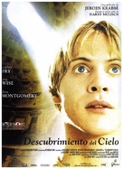 The Discovery of Heaven - Spanish Movie Poster (xs thumbnail)