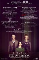 Stoker - Argentinian Movie Poster (xs thumbnail)