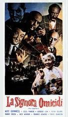 The Ladykillers - Italian Theatrical poster (xs thumbnail)