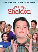 """Young Sheldon"" - Movie Cover (xs thumbnail)"