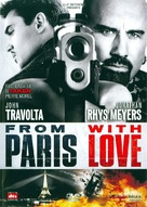 From Paris with Love - French Movie Cover (xs thumbnail)