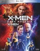 Dark Phoenix - French Movie Cover (xs thumbnail)
