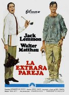 The Odd Couple - Spanish Movie Poster (xs thumbnail)