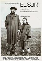 El sur - Spanish Movie Poster (xs thumbnail)