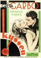 The Kiss - Swedish Movie Poster (xs thumbnail)