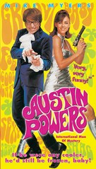 Austin Powers: International Man of Mystery - Movie Cover (xs thumbnail)