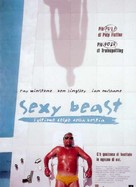 Sexy Beast - Italian Movie Poster (xs thumbnail)