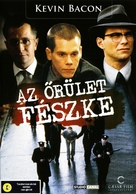 Murder in the First - Hungarian Movie Cover (xs thumbnail)