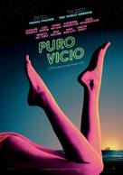 Inherent Vice - Spanish Movie Poster (xs thumbnail)