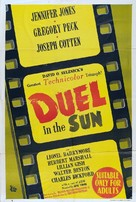 Duel in the Sun - Australian Movie Poster (xs thumbnail)