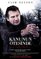 A Walk Among the Tombstones - Turkish Movie Poster (xs thumbnail)