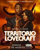 """""""Lovecraft Country"""" - Spanish Movie Poster (xs thumbnail)"""