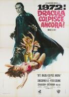 Dracula A.D. 1972 - Italian Movie Poster (xs thumbnail)