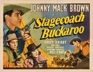 Stagecoach Buckaroo - Movie Poster (xs thumbnail)