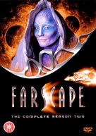 """Farscape"" - British DVD cover (xs thumbnail)"