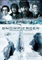 Snowpiercer - Portuguese Movie Poster (xs thumbnail)