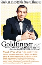 Goldfinger - Re-release movie poster (xs thumbnail)