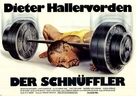 Der Schnüffler - German Movie Poster (xs thumbnail)