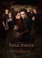 The Twilight Saga: New Moon - Chilean Movie Poster (xs thumbnail)