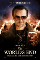 The World's End - Movie Poster (xs thumbnail)