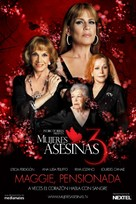 """Mujeres Asesinas 3"" - Mexican Movie Poster (xs thumbnail)"