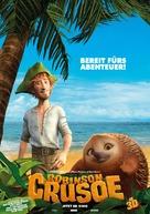 Robinson - German Movie Poster (xs thumbnail)