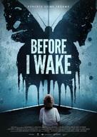 Before I Wake - German Movie Poster (xs thumbnail)