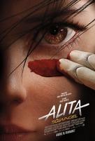 Alita: Battle Angel - Estonian Movie Poster (xs thumbnail)