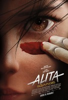 Alita: Battle Angel - Estonian Movie Poster (xs thumbnail)