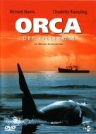 Orca - German DVD cover (xs thumbnail)