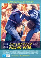 Infinitely Polar Bear - Australian Movie Poster (xs thumbnail)