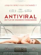 Antiviral - French Movie Poster (xs thumbnail)