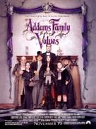 Addams Family Values - Movie Poster (xs thumbnail)