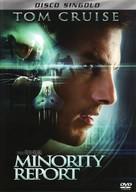 Minority Report - Italian Movie Cover (xs thumbnail)