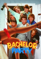 Bachelor Party - Movie Poster (xs thumbnail)