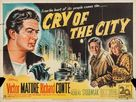 Cry of the City - British Movie Poster (xs thumbnail)