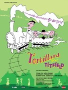 The Titfield Thunderbolt - French Re-release poster (xs thumbnail)