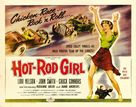 Hot Rod Girl - Movie Poster (xs thumbnail)