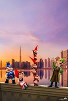 Sherlock Gnomes - Saudi Arabian Movie Poster (xs thumbnail)