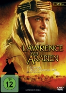 Lawrence of Arabia - German DVD cover (xs thumbnail)