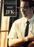 JFK - For your consideration movie poster (xs thumbnail)