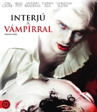 Interview With The Vampire - Hungarian Blu-Ray movie cover (xs thumbnail)