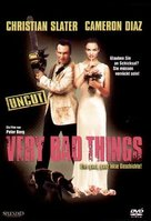 Very Bad Things - German DVD cover (xs thumbnail)