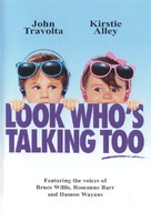 Look Who's Talking Too - Movie Cover (xs thumbnail)